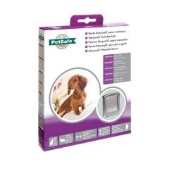 porte gris rabatable rigide pour chien (1)