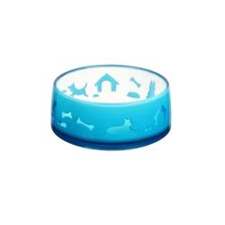 Gamelle Duoworld Bleu pour Chat (1)