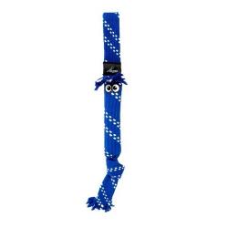 Corde à Mordiller Scrubz Couleur Bleu pour Chien (6)