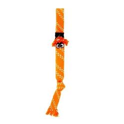 Corde à Mordiller Scrubz Couleur Orange pour Chien (6)