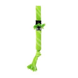 Corde à mordiller Scrubz Couleur Vert pour Chien (6)