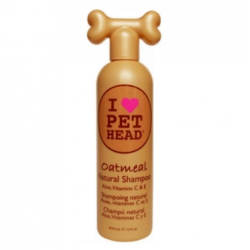 Oatmeal Shampooing Aloe pour Chien (6)