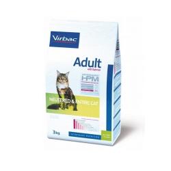 HPM Feline Adult Saumon pour stérilisé et non stérilisé (1)