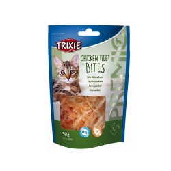 Snacks Light Poulet Déshydraté pour Chat (1)