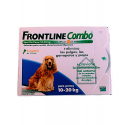 Frontline-Combo 10-20 kg Pipettes Antiparasitaires Chien (3)