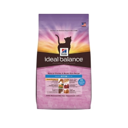 Hills Ideal Balance-IB Kitten avec Poulet et Riz Intégral (1)