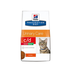 Hills Prescription Diet-PD Feline c/d Urinary Stress Reduced Calorie (1)