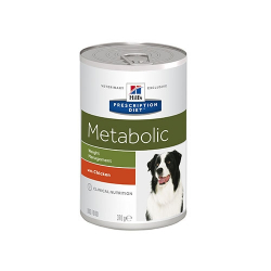 Hills Prescription Diet-PD Canine Metabolic Boîte 370 gr. (1)