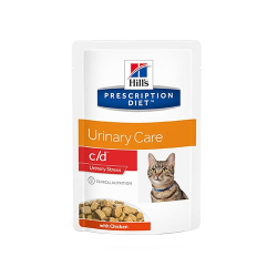 PD Feline c/d Urinary Stress Pouch 85 gr (6)