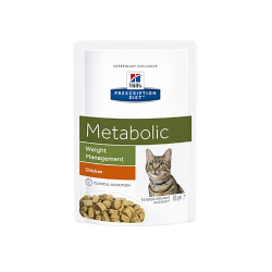 Hills Prescription Diet-PD Feline Metabolic 85 Gr Boîte. (1)
