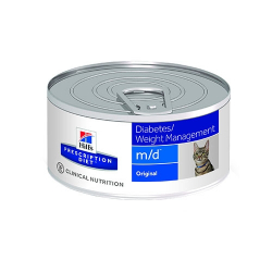 Hills Prescription Diet-PD Feline m/d boîte 156 gr (1)