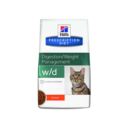 Hills Prescription Diet-PD Feline w/d (1)