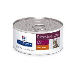 Hills Prescription Diet-PD Feline i/d Humide 156g. (1)