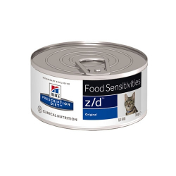 Hills Prescription Diet-PD Feline z/d Boîte 156 gr (1)