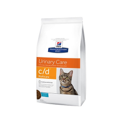 Hills Prescription Diet-PD Feline c/d Poisson (1)