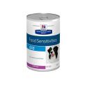 Hills Prescription Diet-PD Canine d/d avec Canard en Boîte 370gr. (1)