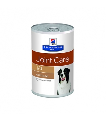 Hills Prescription Diet-PD Canine j/d Boîte 370 gr. (1)