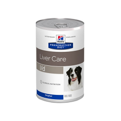 Hills Prescription Diet-PD Canine l/d Boîte 370 gr (1)