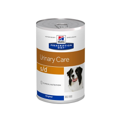 Hills Prescription Diet-PD Canine s/d Boîte 370 gr (1)
