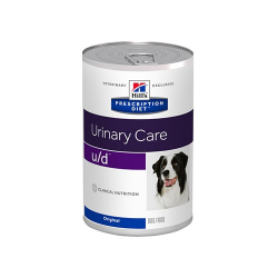 Hills Prescription Diet-PD Canine u/d Boîte 370 gr (1)