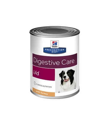 Hills Prescription Diet-PD Canine i/d Humide 370 gr. (1)