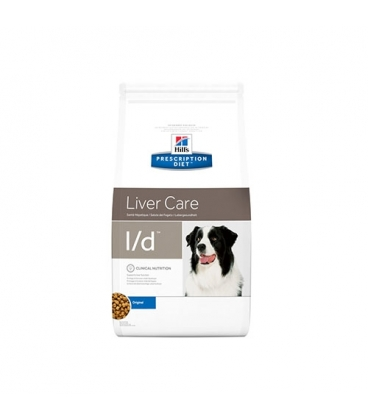Hills Prescription Diet-PD Canine l/d (1)
