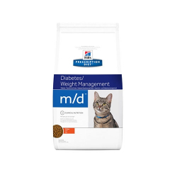 Hills Prescription Diet-PD Feline m/d (1)