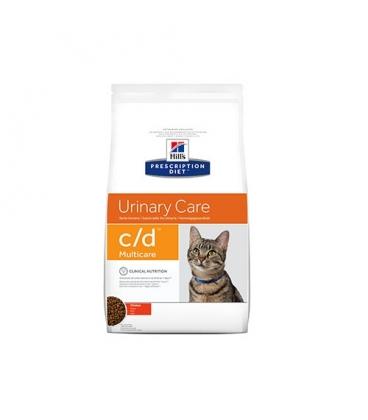 Hills Prescription Diet-PD Feline c/d avec Poulet (1)