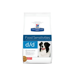 Hills Prescription Diet-PD Canine d/d Saumon et Riz (1)