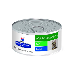 Hills Prescription Diet-PD Feline r/d Boîte 156 gr (1)