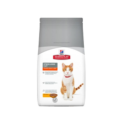 SP Feline Young Sterilised avec Poulet (6)