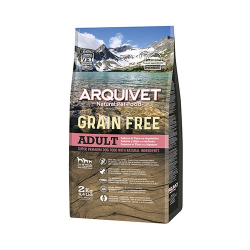 Croquettes Grain Free Saumon et Thon pour Chien (6)