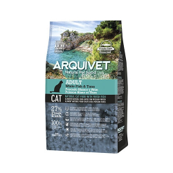 Adult Poisson Blanc & Thon pour Chat (6)