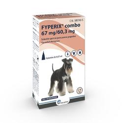 Fyperix Combo Pipetas Antiparasitarias para Perro Pequeño (6)