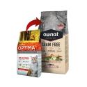 Ownat Just Grain Free-Adult poulet pour chat (2)