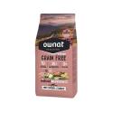 Ownat Grain Free Prime-Croquettes Mini Poulet & Dinde pour Chien (1)