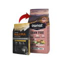 Ownat Grain Free Prime-Croquettes Mini Poulet & Dinde pour Chien (2)