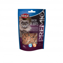 Snacks Ducky Hearts pour Chat (4)