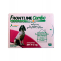 Frontline-Combo 20-40 kg Pipettes Antiparasitaires Chien (3)
