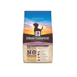 Hills Ideal Balance-IB Adult Mature Poulet et Pome de Terre (1)