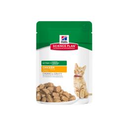 SP Feline Kitten avec Poulet (Sachet) (6)