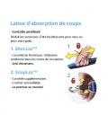 Rogz-Laisse Control Couleur Rose pour Chien (2)