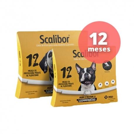 Scalibor-Nouveau. Protection 12 mois. (1)