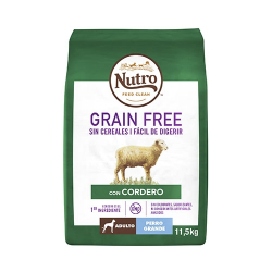 Feed Clean Adult Large Agneau Grain Free