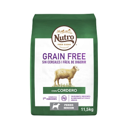 Feed Clean Senior Agneau Grain Free