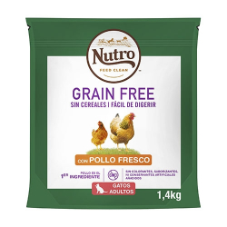 Feline Feed Clean Adult Poulet Grain Free