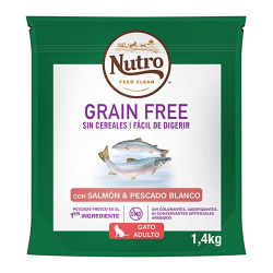 Feline Feed Clean Adulto Saumon Grain Free