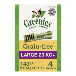 Greenie Pack Large Grain Free pour Chien