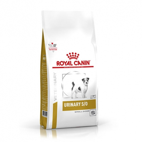 Royal Canin Veterinary Diets-Croquettes Urynary S/O pour Petit (1)
