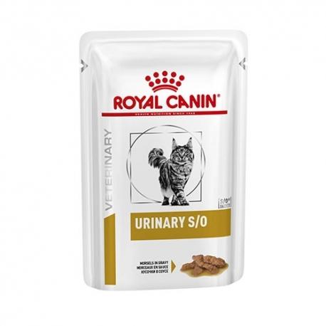 Royal Canin Veterinary Diets-Félin urinaire sac 100gr. (1)